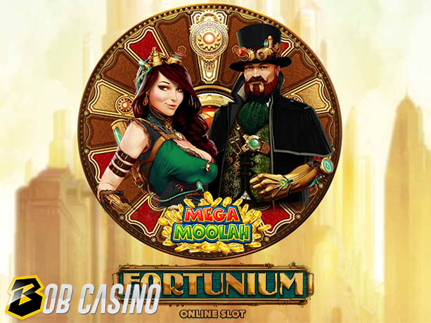 Fortunium Gold Mega Moolah Slot Review (Quickfire)