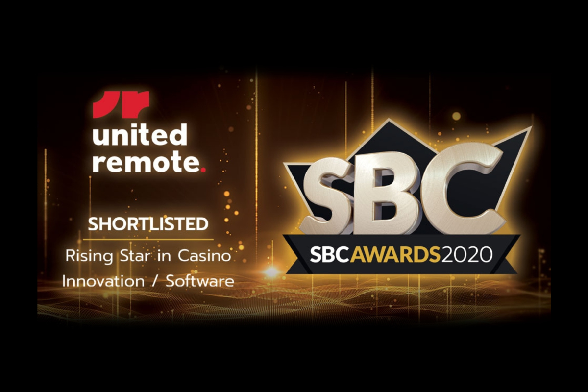 United Remote rewarded for reshaping effort with SBC Awards shortlisting