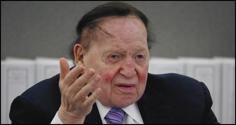 Sheldon Adelson remaining upbeat on Macau and Las Vegas futures