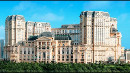 Grand Lisboa Palace expecting to open in Macau from early next year
