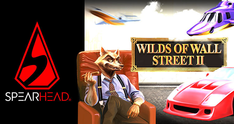 Spearhead releases sequel to enticing stockbroker-themed slot Wilds of Wall Street II