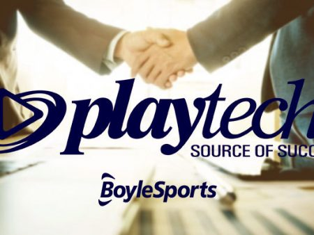 Playtech to continue to provide content for four key product verticals to BoyleSports for another 5 years