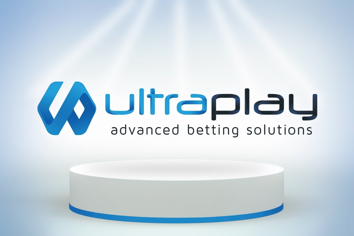 UltraPlay presents its new logo