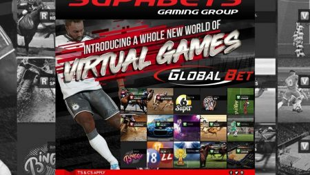 Global Bet strikes first Virtual Sports deal in South Africa with Supabets
