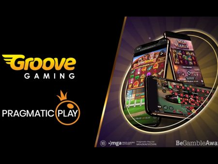 Pragmatic Play Sees Multiple Verticals Live With GrooveGaming