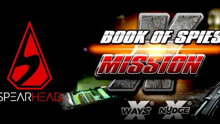 Spearhead Studios releases Book of Spies: Mission X with Nolimit City's xWays and xNudge mechanics