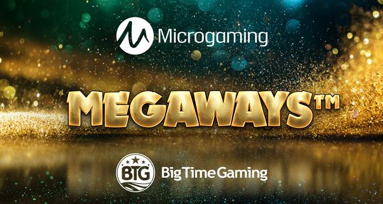 Microgaming enhances BTG partnership via new Megaways deal