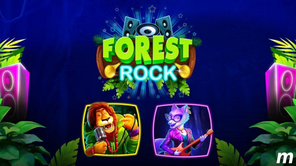 Forest Rock Online Slot by Expanse Studios