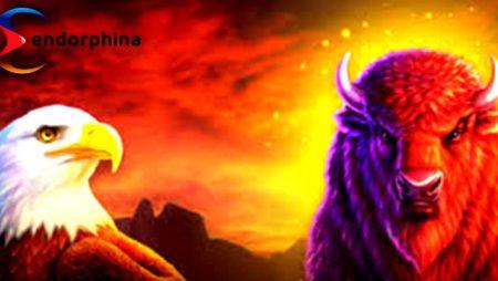 Endorphina announces latest online slot adventure Buffalo 50