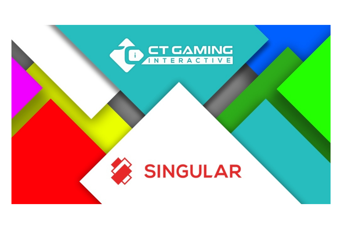CT Gaming Signs Distribution Deal with Singular