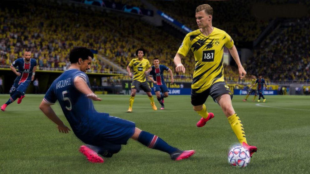 EA Advertises FIFA 21 Microtransactions in Kids' Magazine