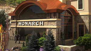 Monarch Casino ready to move in