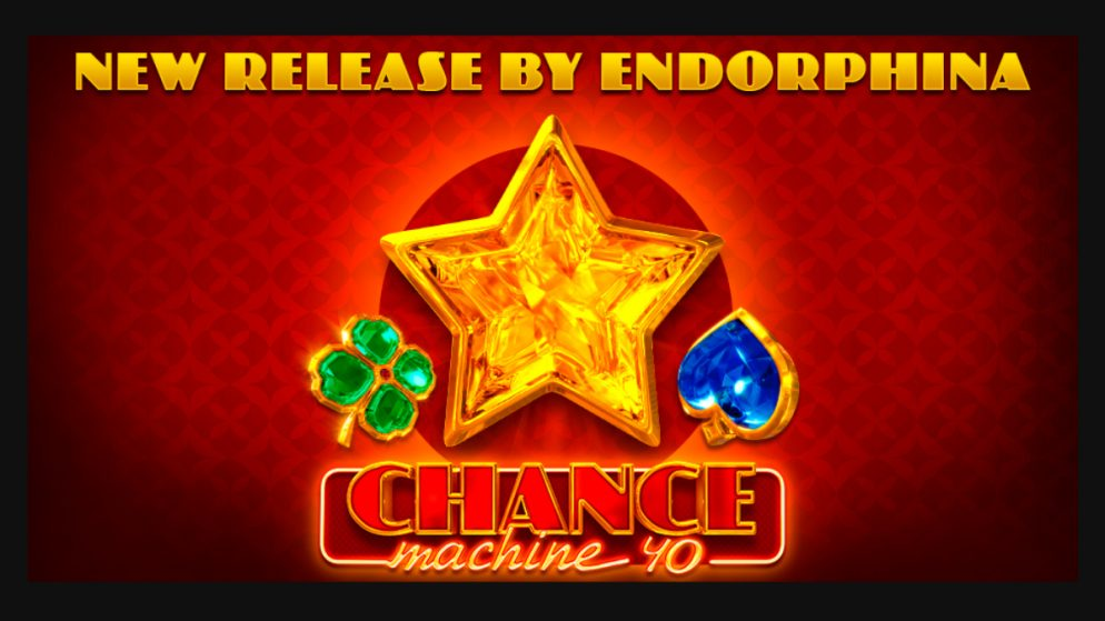 A royal new Endorphina addition – Chance Machine 40