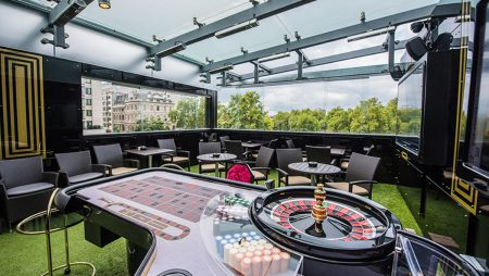 UK Gambling Commission Revokes Park Lane Casino Operator's Licence