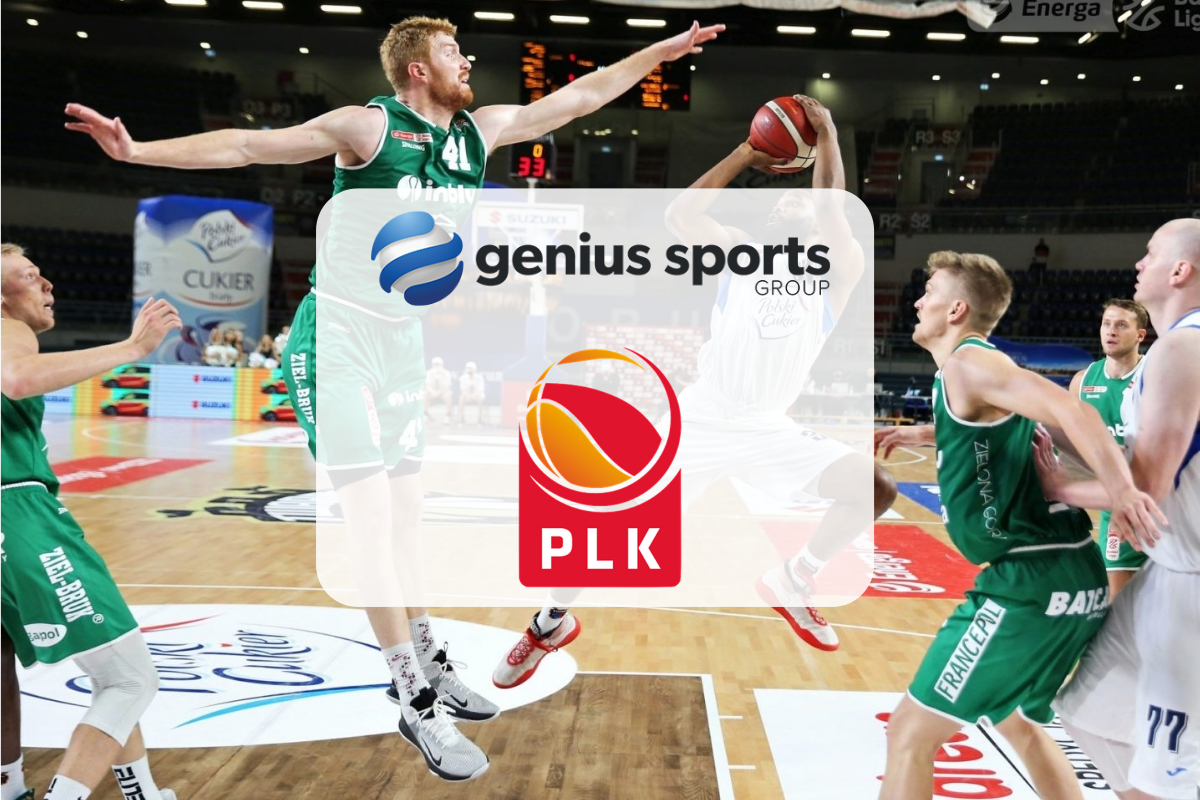 Genius Sports Group secures exclusive 10-year official data and streaming partnership with Polish basketball