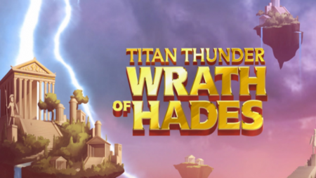 Quickspin Releases New Online Slot Game Titan Thunder Wrath of Hades