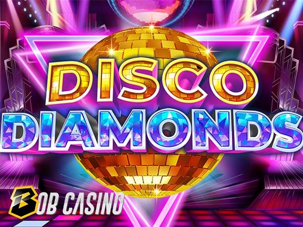 Disco Diamonds Slot Review (Play'n Go)