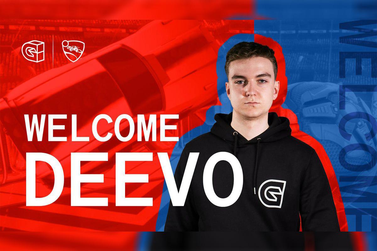 Guild Esports Sign Deevo to Professional Rocket League Team