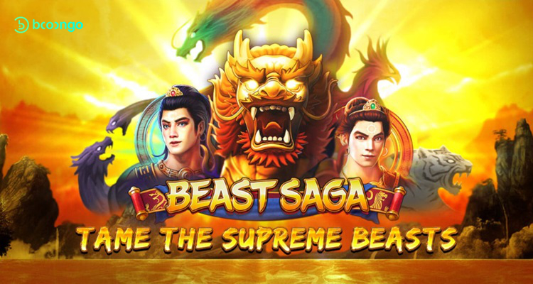 Booongo unleashes fearsome mythical creature in new title Beast Saga
