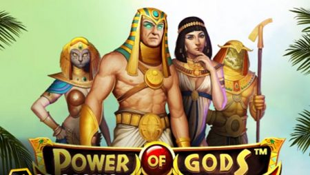Power of Gods™: Egypt Slot Review (Wazdan)