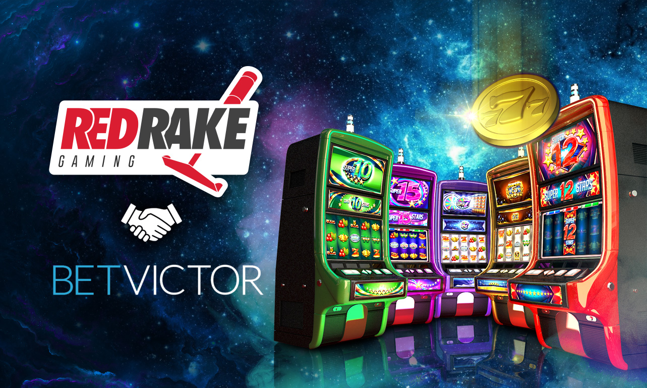 Red Rake Gaming partners with industry veteran BetVictor