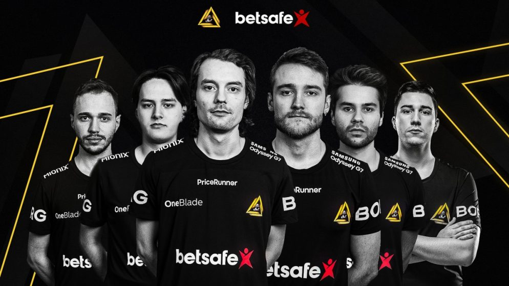 Betsafe Embarks on its First Esports Sponsorship