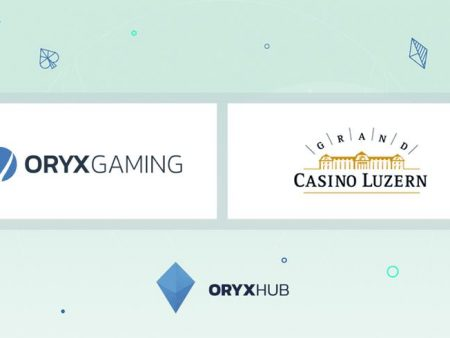 ORYX Gaming partners up with mycasino.ch to enter Swiss market