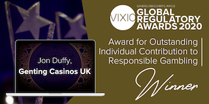 Genting Casinos UK man gets two awards