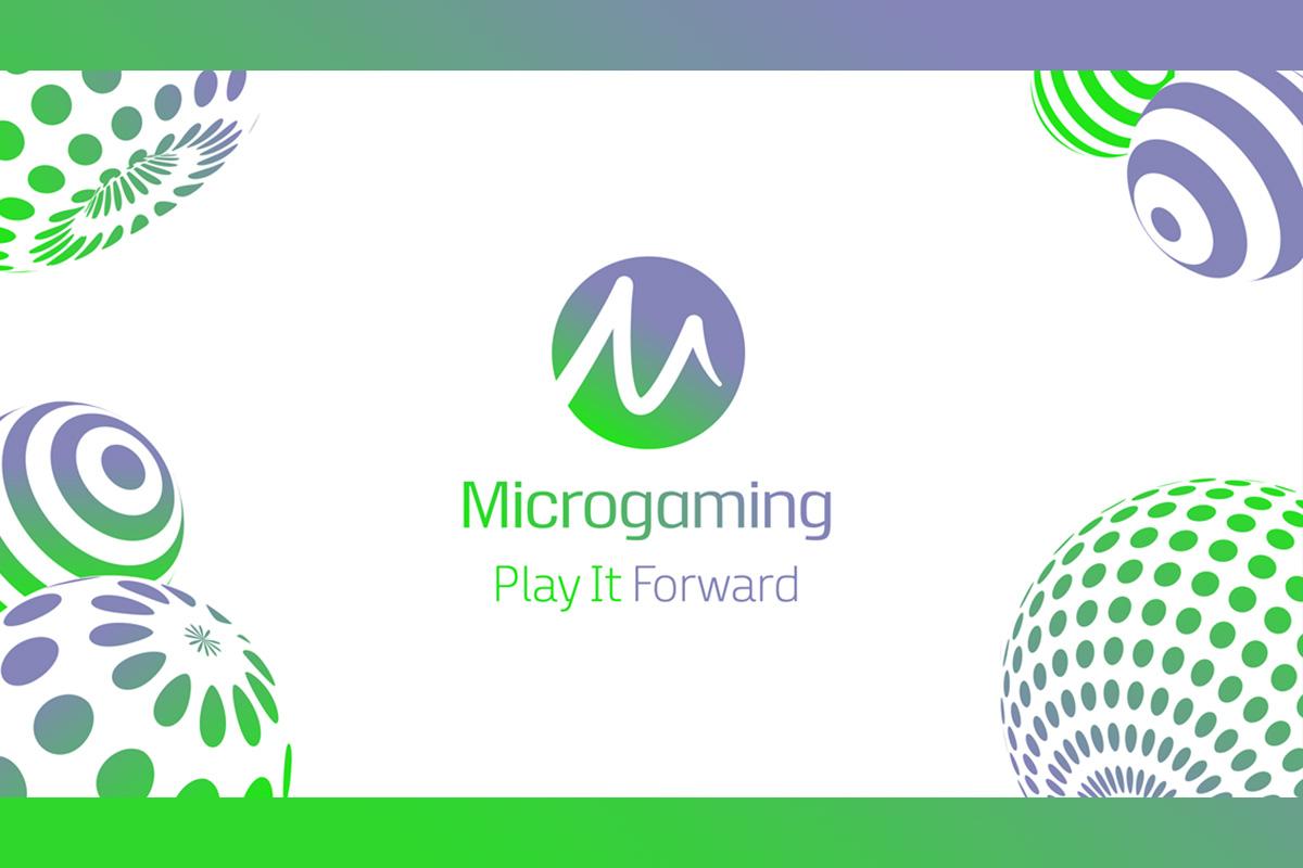 Microgaming's PlayItForward to Support Gordon Moody Association