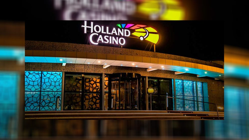 Holland Casino Shuts its Venues for Two Weeks