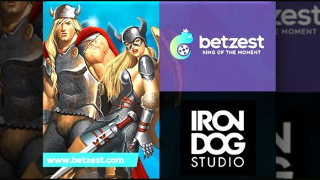 Betzest.com inks Iron Dog Studio integration alliance