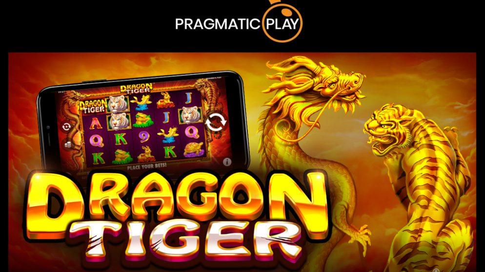 Pragmatic Play Releases Roaring Hit Dragon Tiger