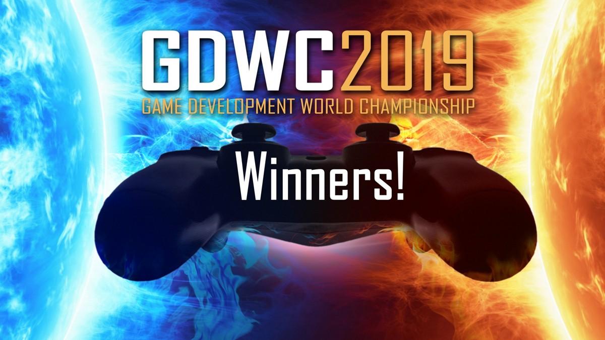 The Game Development World Championship 2019 Winners Announced!