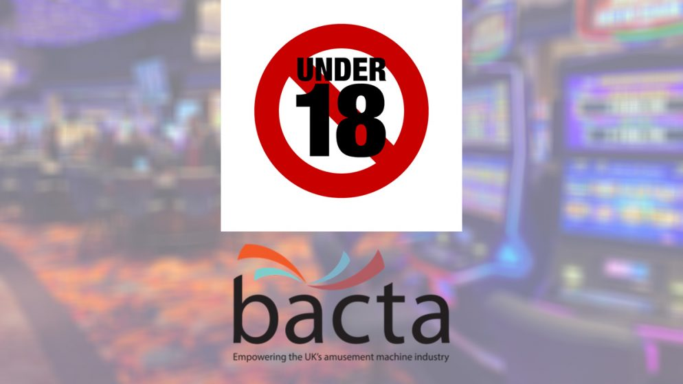 Bacta to Ban Under-18s from Playing Category D Cash Fruit Machines