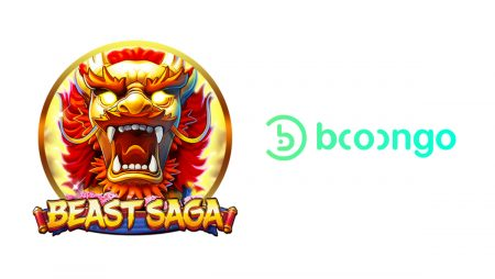Booongo unleashes new title Beast Saga