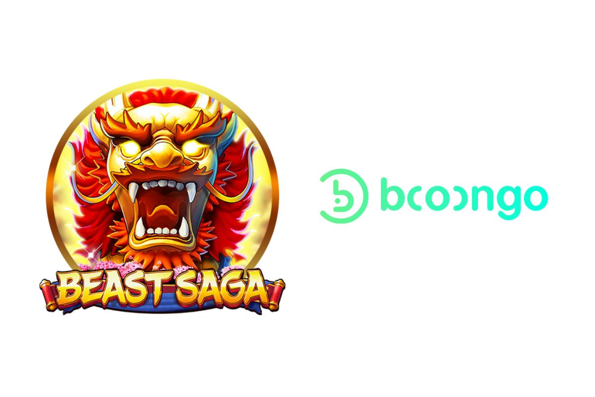 Booongo unleashes new title Beast Saga