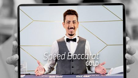 NetEnt unveils new high-speed live dealer baccarat game