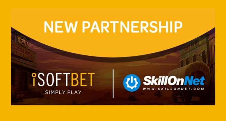 iSoftBet extends content and aggregation footprint via new long-term partnership with SkillOnNet