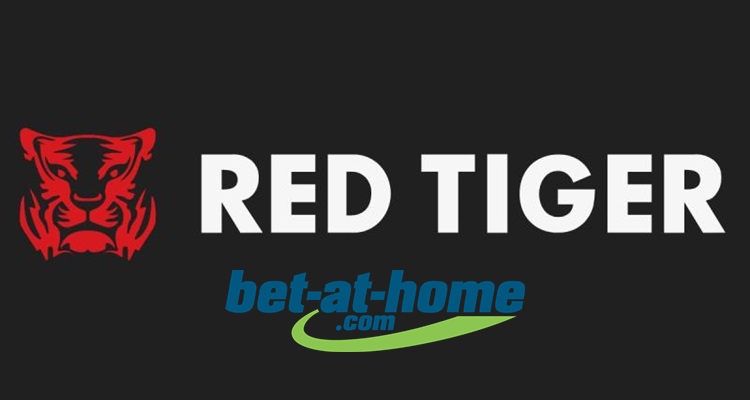 Red Tiger slots to be made available to bet-at-home players