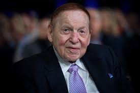 Adelson lobbies for Texas casinos