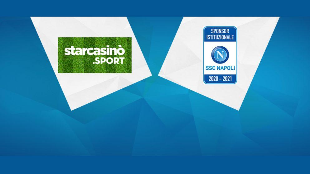 Starcasinò.sport Becomes Sponsor of SSC Napoli