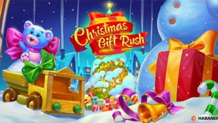 Get into the holiday spirit with Habanero's new online slot release Christmas Gift Rush