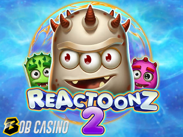 Reactoonz 2 Slot Review (Play'n Go)