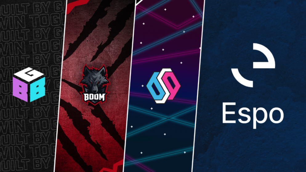 Espo offers exclusive pre-launch access and announces new partnerships with BBG, Team BDS and BOOM Esports