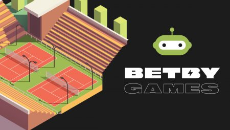 BETBY Adds Tennis to Betby.games Esports Range