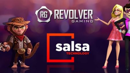 """Salsa Technology inks new """"reciprocal"""" integration deal with Revolver Gaming"""
