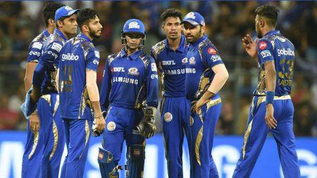 Mumbai Indians Revealed as UK's Favourite IPL Team in 2020