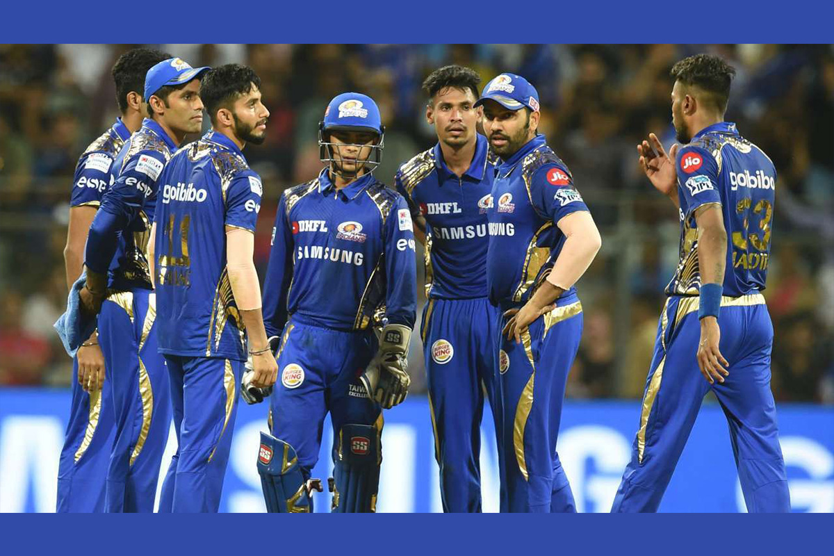 Mumbai Indians Revealed as UK's Favourite IPL Team in 2020