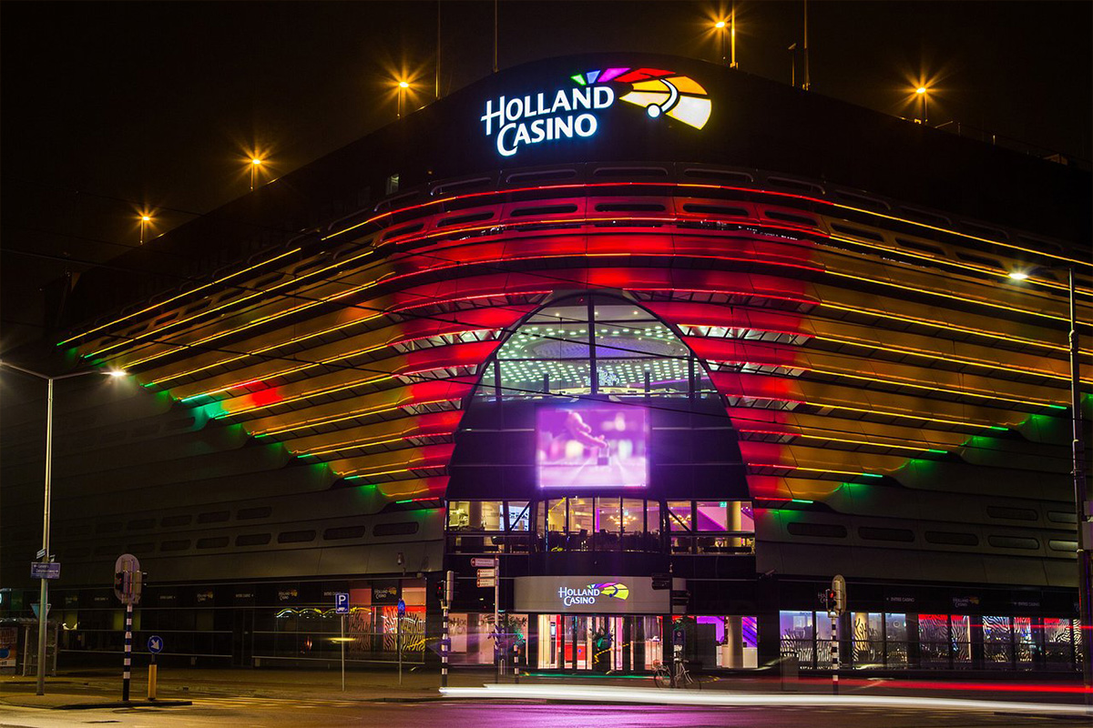 Holland Casino Reopens its Venues After Second Lockdown