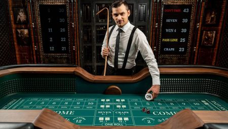 Evolution Launches World's First Online Live Craps Game